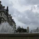 A Layover in Paris: Taking the Train from CDG Airport to Paris