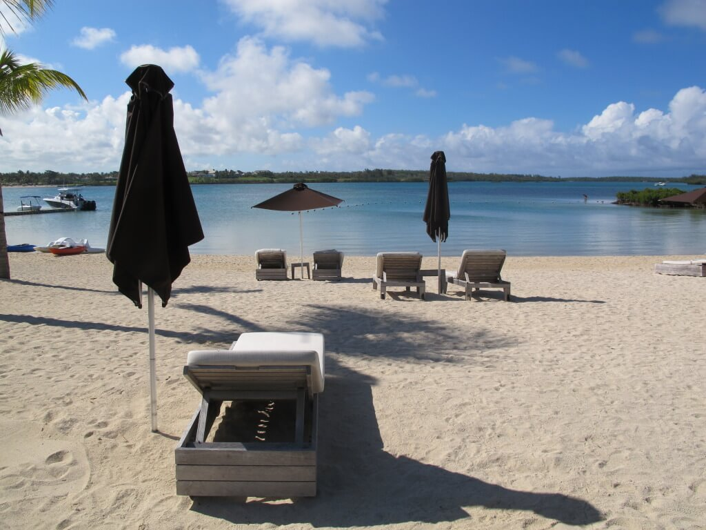 Nearly Private Beach outside of Villa