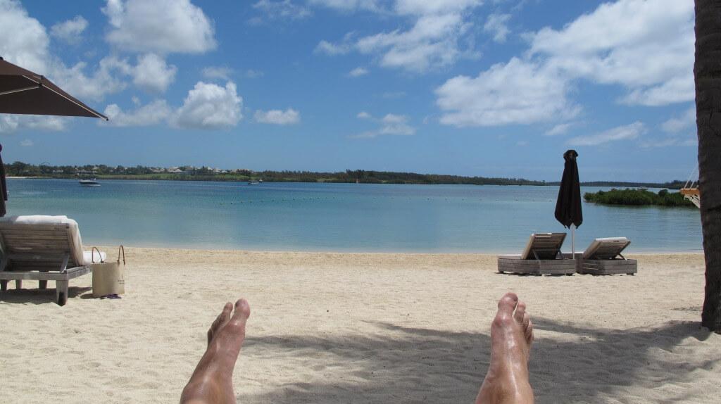 Obligatory Beach Shot