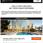 Chase Ink Bold and Jetsetter Team Up for Exclusive Hotel Deals