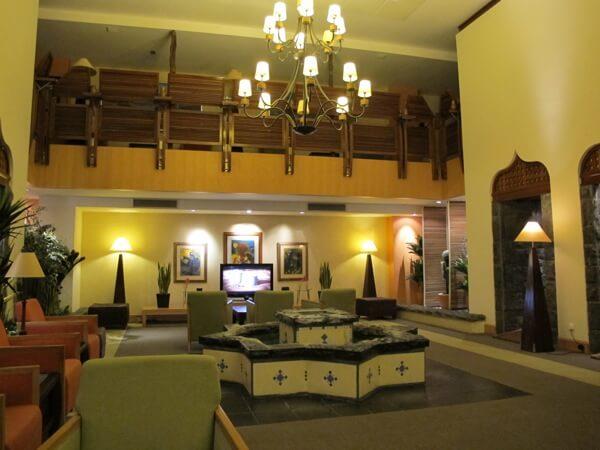 Air Mauritius Lounge