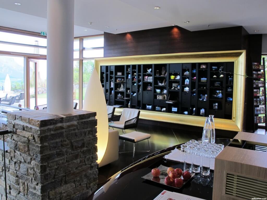Cocktail Reception Area