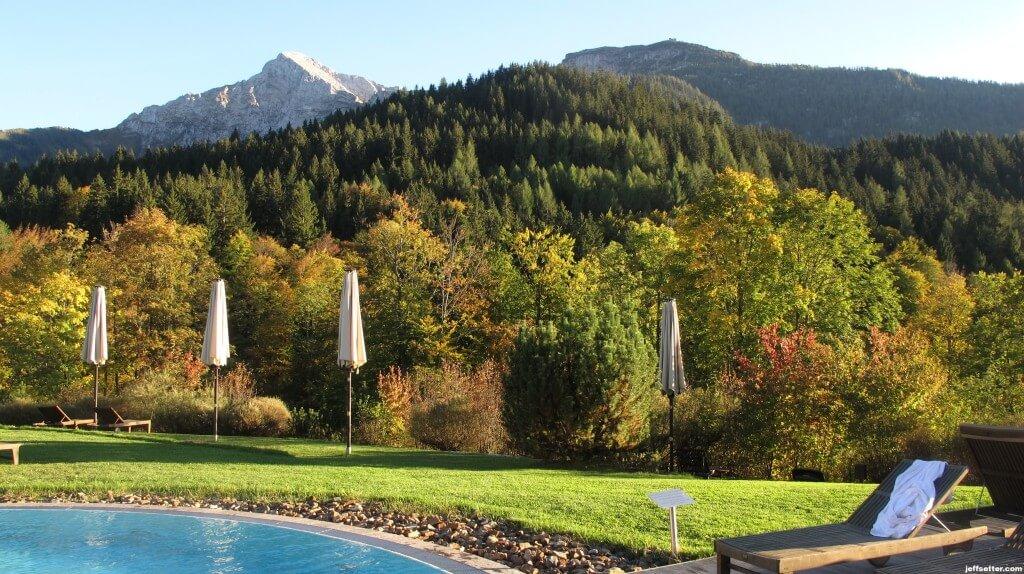Spa at Intercontinental Berchtesgaden