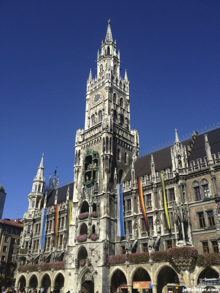 The Tower with the Glockenspiel