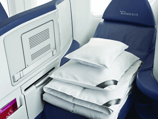 Heavenly Bed on Delta
