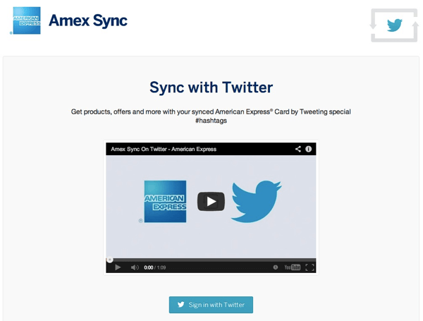 Sync with Twitter