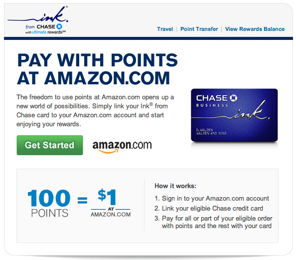 Chase Really Wants Me To Burn Ultimate Rewards Points