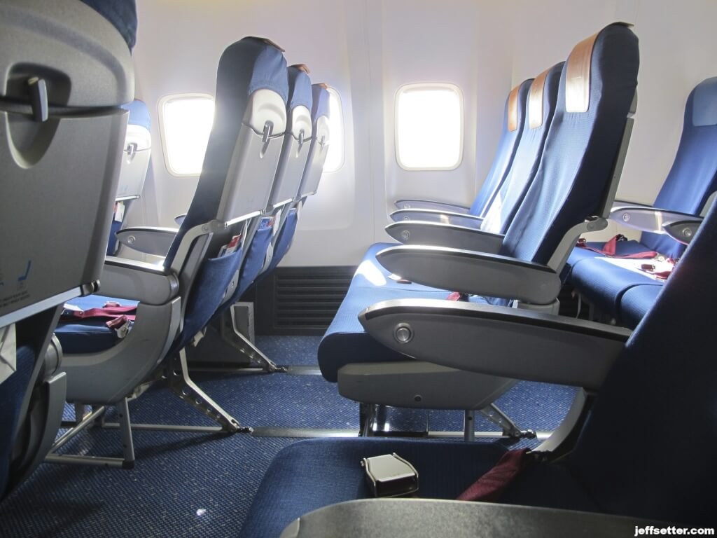Klm Economy Comfort Review Intra Europe Flights Free