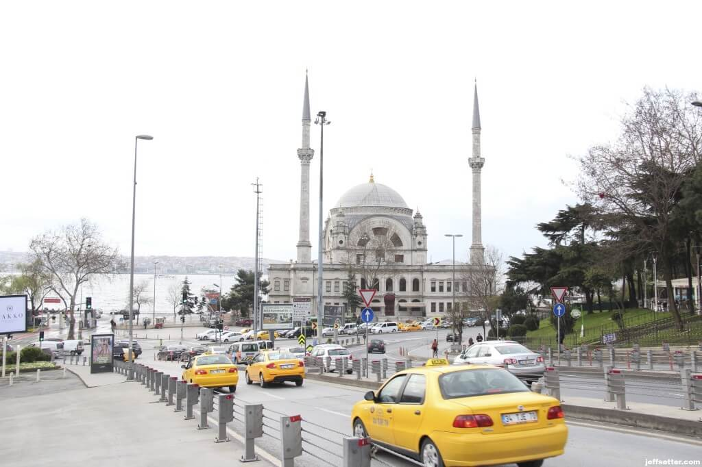 Mosques Everywhere in Istanbul