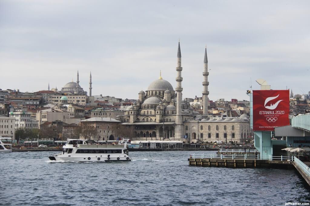 Istanbul, Olympics, 2020