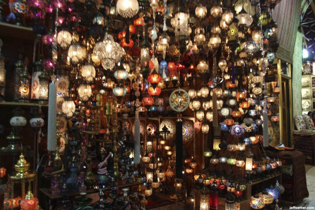 Light Shop at Grand Bazaar