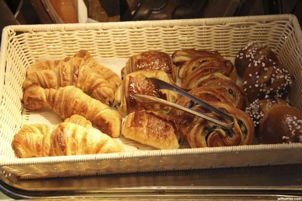Fantastic Baked Goods at New Hotel Bakery