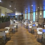 Istanbul and Athens: KLM Crown Lounge 52 at Amsterdam Schipol Airport