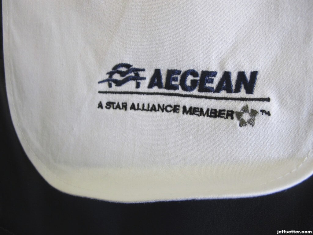 Aegean Headrest