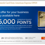 Act Now, Get 75,000 Amex Membership Rewards Points