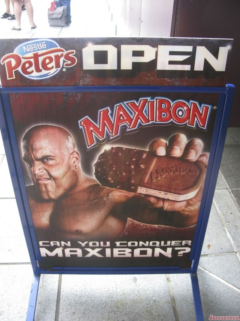 Goldberg Like Maxibon