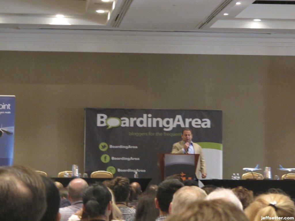 Gary Leff Introduction Speech