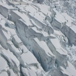 Franz Josef Glacier in New Zealand taken Via Helicopter