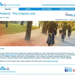 Holland: The Original Cool – A Bold Claim by KLM