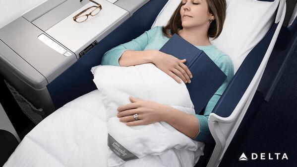 Delta Heavenly Bed