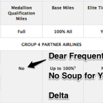 Delta Ruins Everything Again… And Why I Don't Really Care for Now