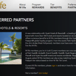 Earn Hyatt Hotel Points in Las Vegas with MGM Hotels Mlife Partnership