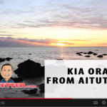 Kia Orana from Aitutaki in the Cook Islands – Jeffsetter's First Video Blog Post!
