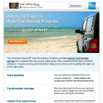 Can You Buy a Car Using a Credit Card? Yes, You Can Do That With American Express
