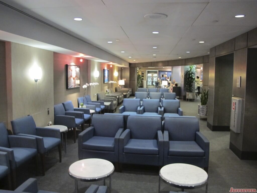 Left Hand Side of the Lounge