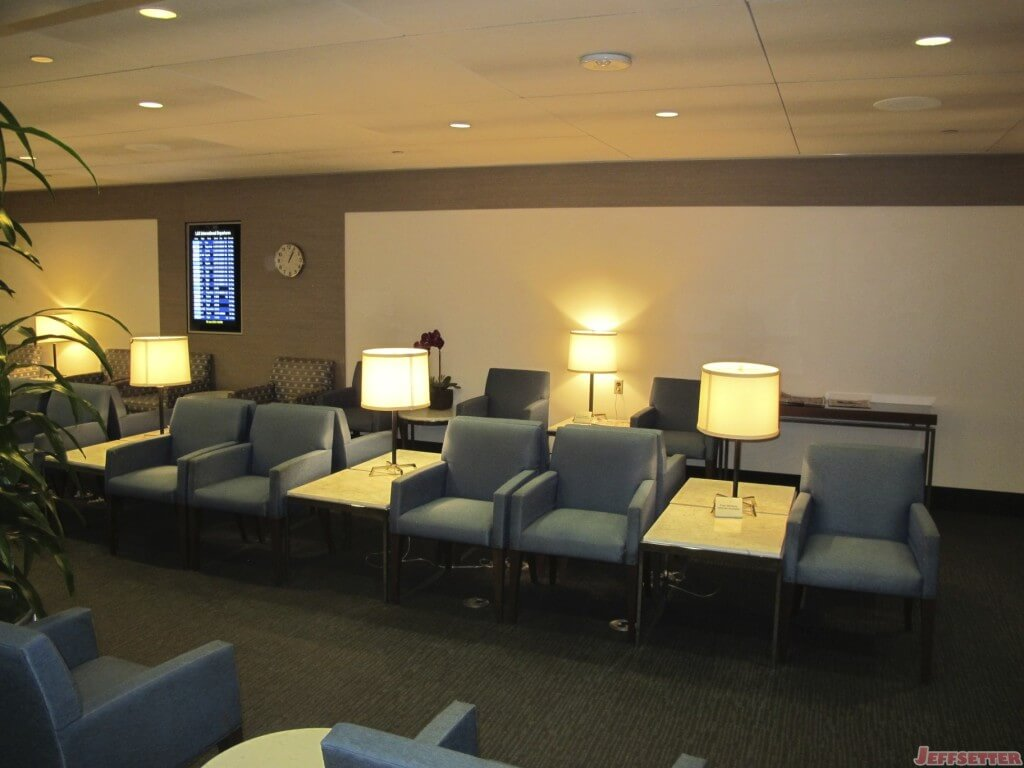 Right Side of the Lounge