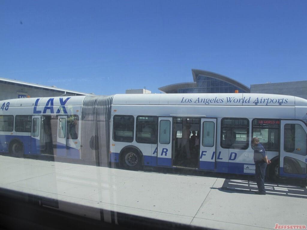 LAX Busses