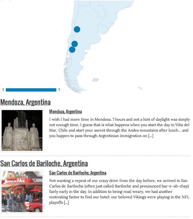 Zapala Archives Jeffsetter Travel - Zapala argentina map