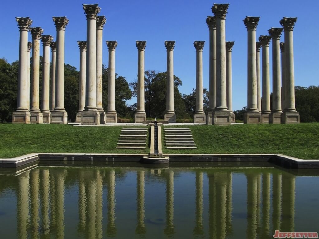 Ionic Columns | Architect of the Capitol