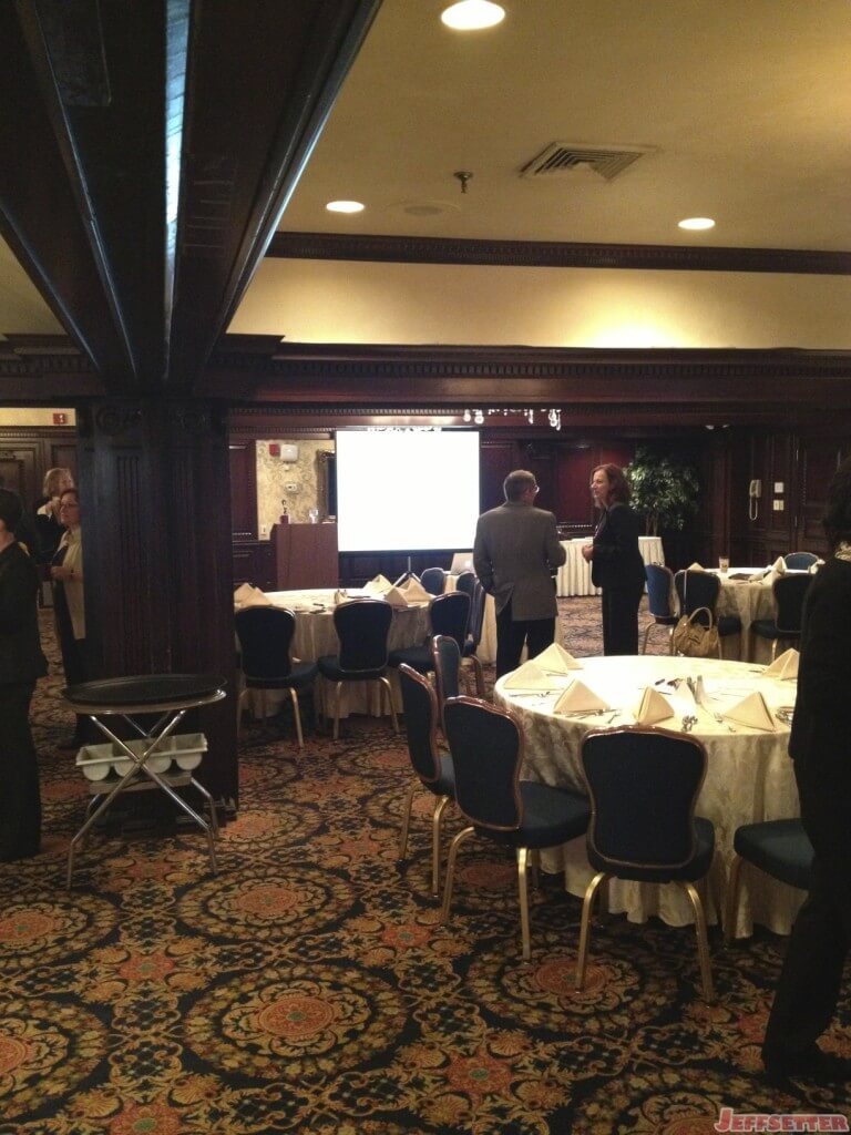 Madison Hotel Meeting Room