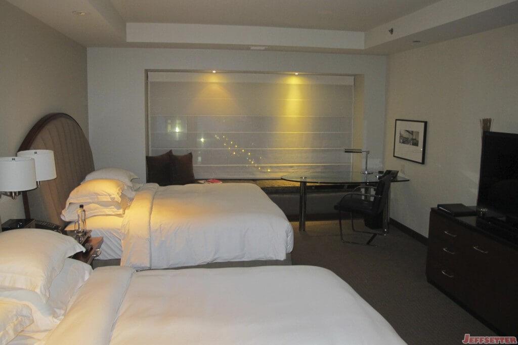 Queen Beds at Park Hyatt