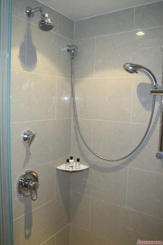 Excellent Refreshing Shower
