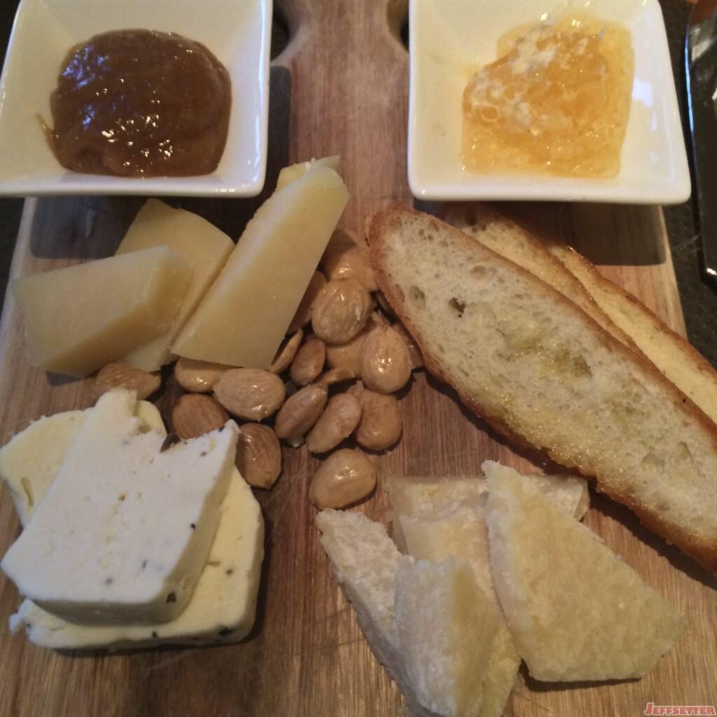 Amazing Cheese Plate