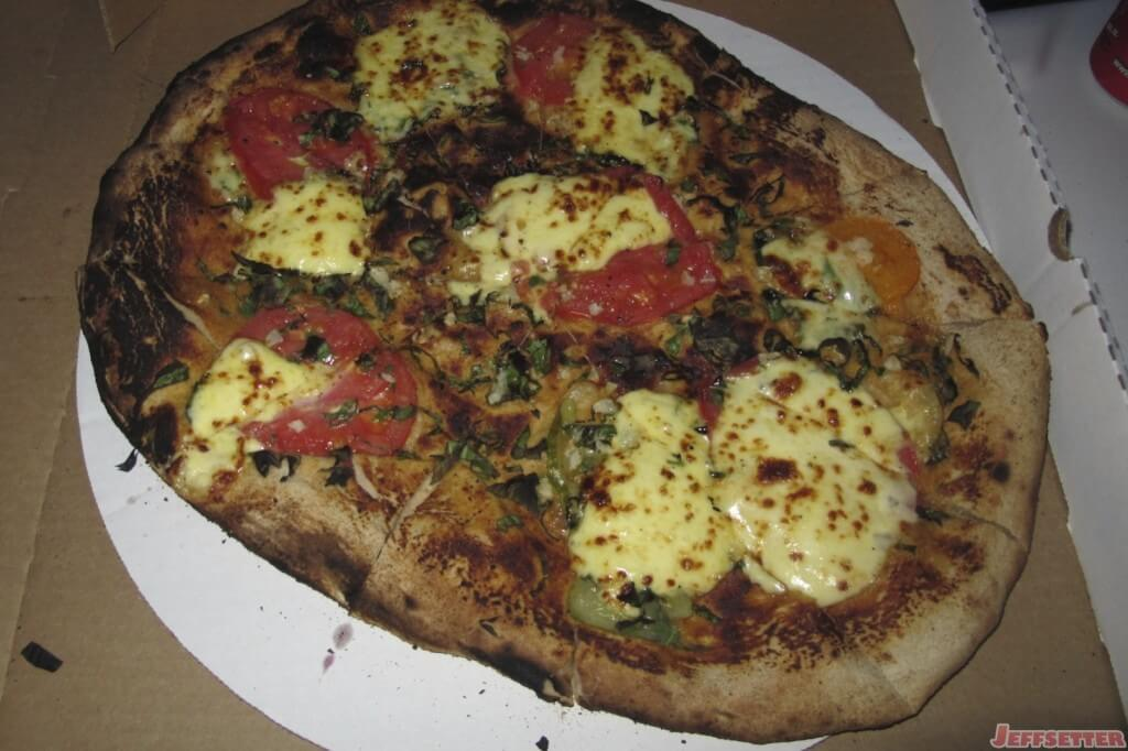 The Pepper pizza