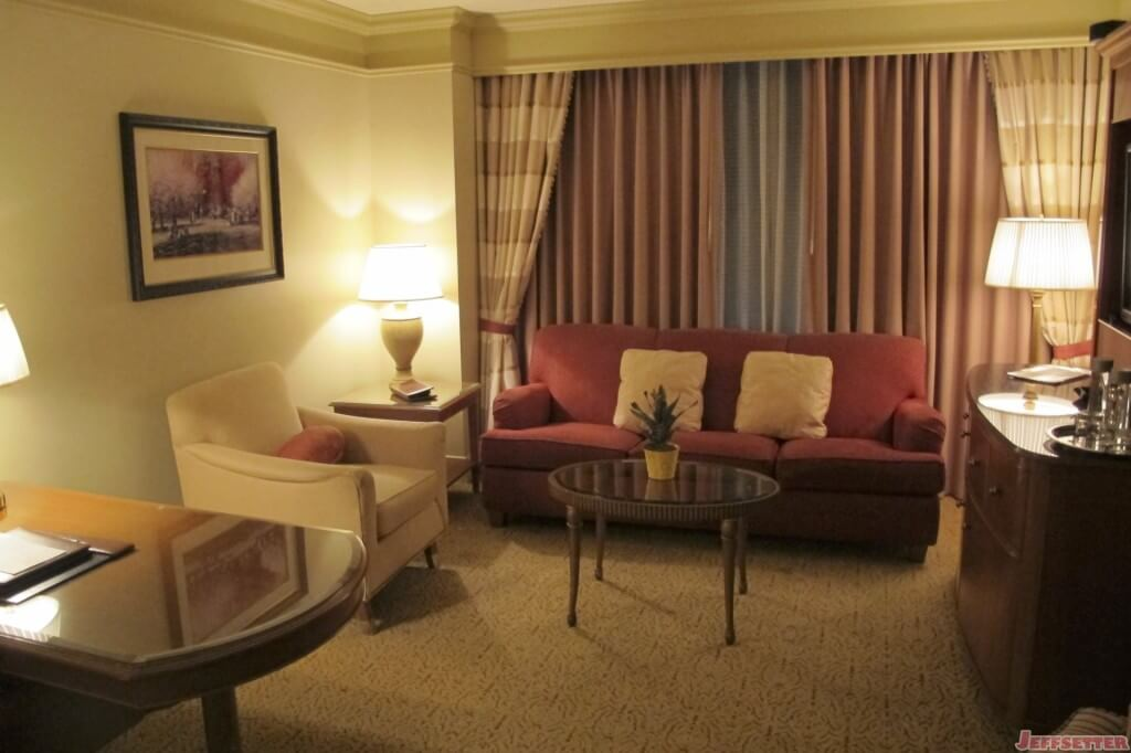 Conrad Indianapolis Hotel Review - Jeffsetter Travel Blog