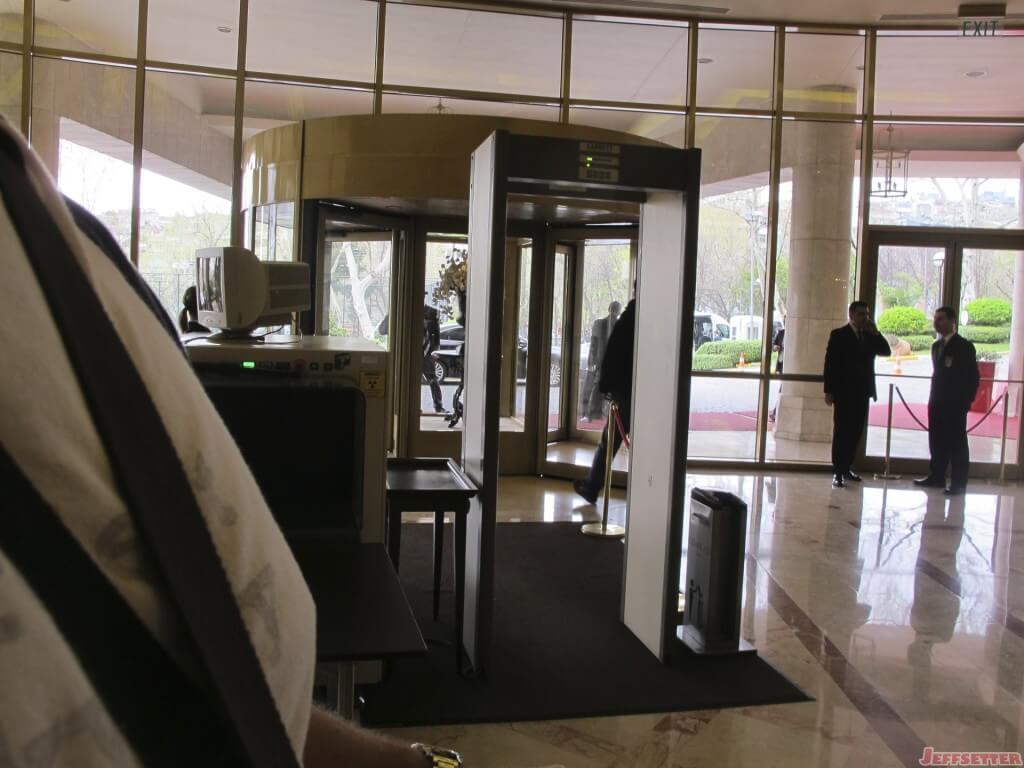 Conrad Istanbul Hotel 033