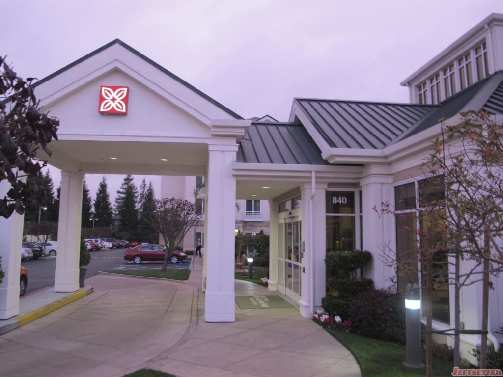 Hilton Garden Inn Mountain View Hotel Review Jeffsetter Travel