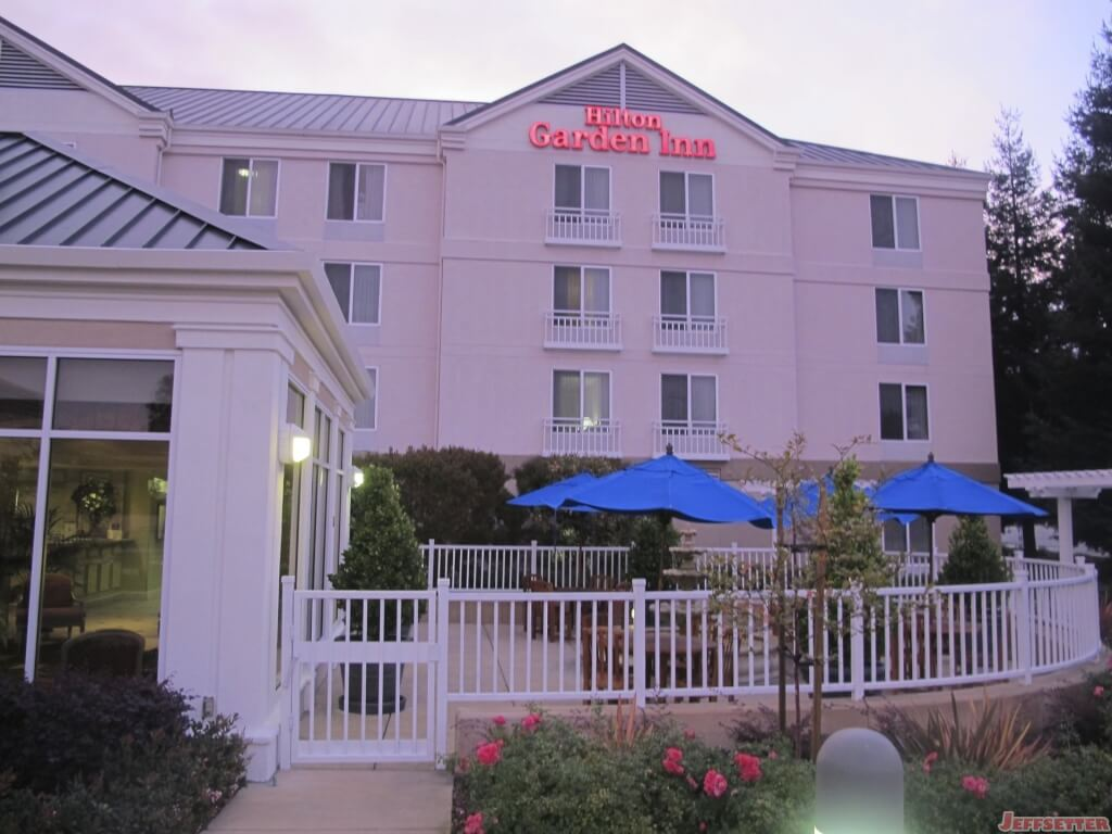 Thb Hilton Garden Inn Mountain View Hotel In Mountain View