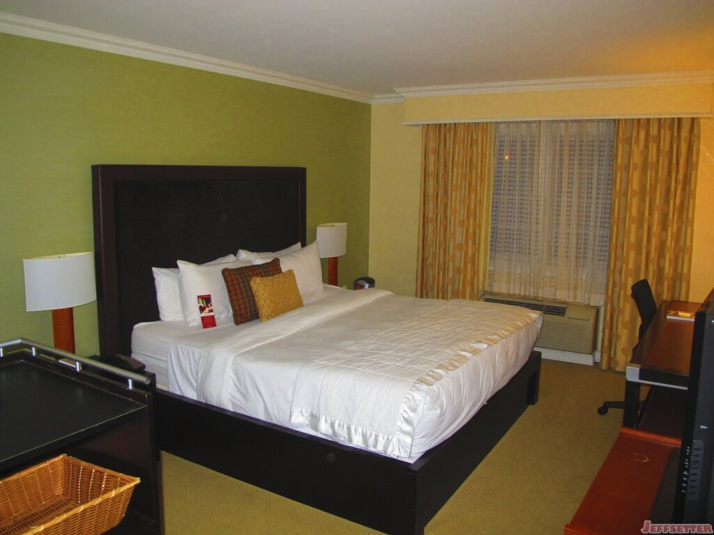 Comfortable King Sized beds