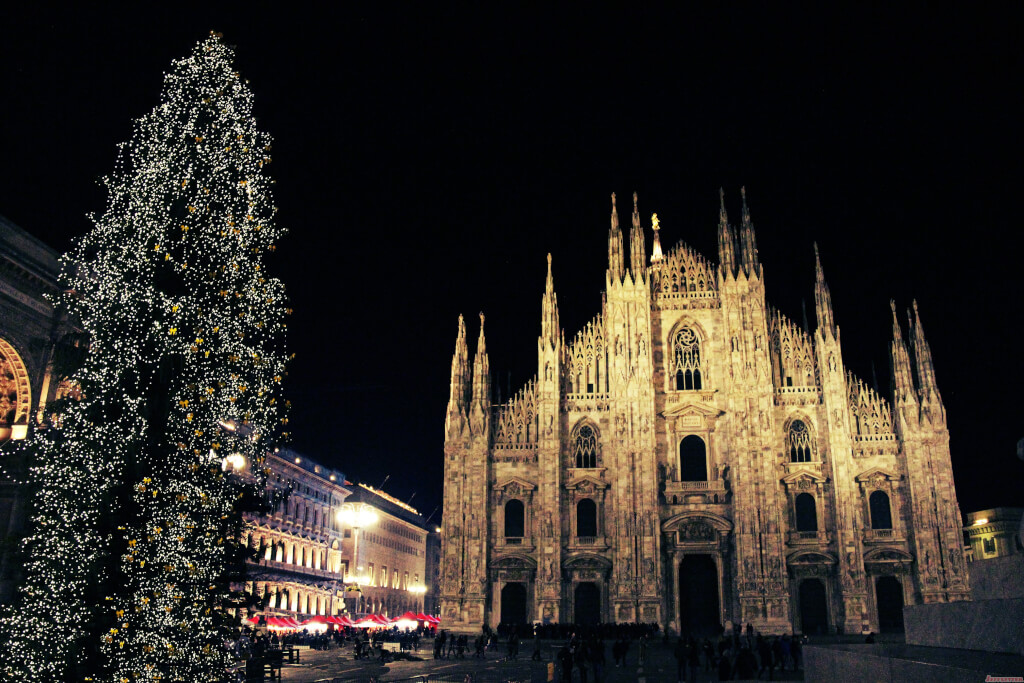 Image result for christmas milan