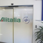 Alitalia Business Class Lounge at New York JFK Airport Terminal 1
