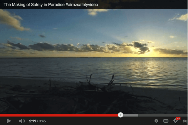 Aitutaki Sunrise