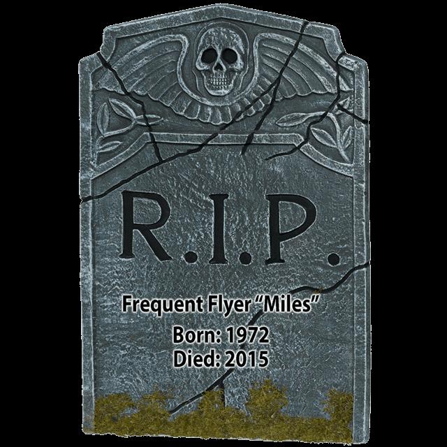 RIP Miles