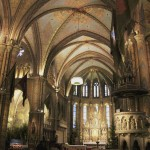 Inside View of Budapest's Matthias Church [Photo of the Week]