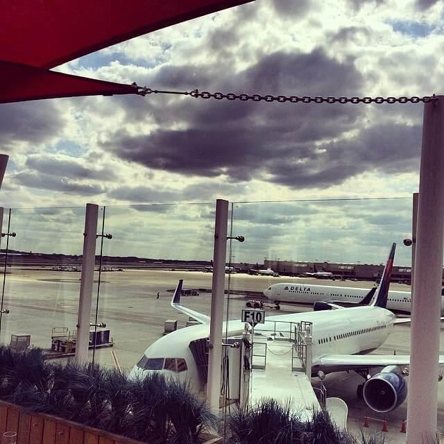 Delta Sky Deck
