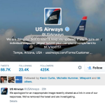 US Airways Social Media Screwup: When My Work and Hobbies Collide